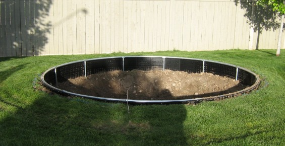 Trampoline Holes