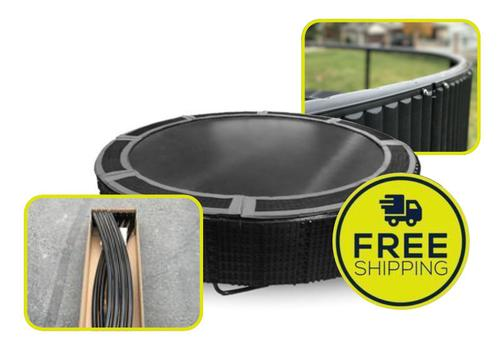 14' In-Ground Trampoline Kit
